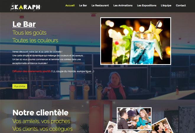 La Karaph - Web
